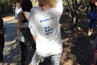 You don't have to walk alone! Join us on the Zenme mindful community hike