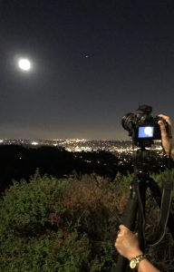 Full moon LA FullSizeRender