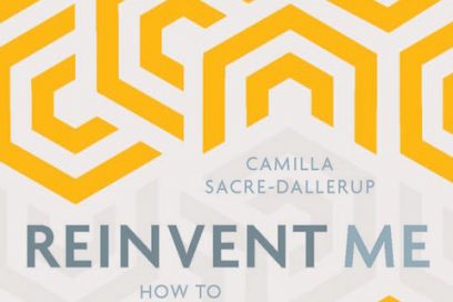 """Pre-order your copy now """"Reinvent me"""" 8 steps to reinvention"""