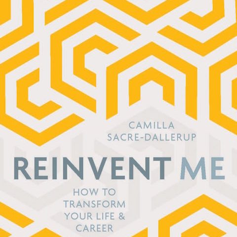 "Pre-order your copy now ""Reinvent me"" 8 steps to reinvention"
