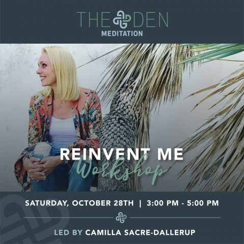 Reinvent ME workshop in LA