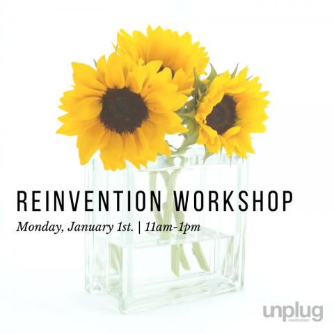 Skip into 2018 Reinvent ME workshop 1st Jan