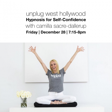 Holiday treat! Come boost your confidence